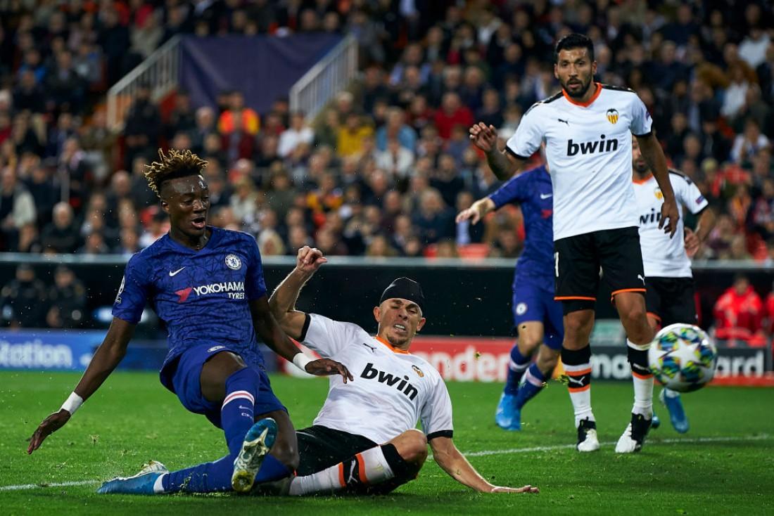 Валенсия и Челси сыграли вничью