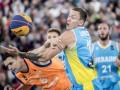 Сборная Украины по баскетболу 3х3 вышла в полуфинал ЧЕ