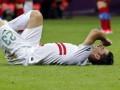 Нападающий сборной Португалии пропустит полуфинал Евро-2012