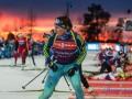 Биатлон: Сегодня в Остерсунде состоится индивидуальная гонка у женщин