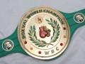 Головкин - Джейкобс: На кону боя будет особенный пояс WBC