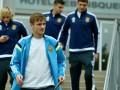 Гол в Лиге чемпионов помог Гладкому вернуться в сборную