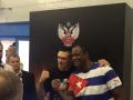 Олимпийский чемпион Савон поздравил Усика с победой
