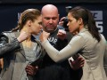 Роузи – Нуньес: Прогнозы от бойцов UFC