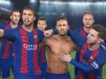 Барселона получила от Pro Evolution Soccer кругленькую сумму