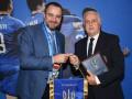 Павелко был избран в исполком УЕФА