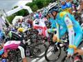 Иностранные велогонщики проявляют небывалый интерес к киевской международной велогонке Race Horizon Park 2014