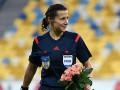 Украинка Монзуль - второй арбитр в мире по версии IFFHS