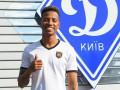 Официально: Че Че стал игроком киевского Динамо