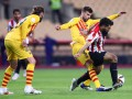 Атлетик - Барселона 0:4 видео голов и обзор матча Кубка Испании