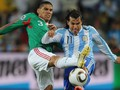 Аргентина - Мексика - 3:1