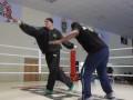 Александр Усик устроил зажигательные танцы в ринге