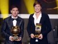 Золотой мяч - 2012. Как вручали рекордную награду Месси