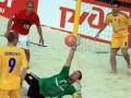 Пляжный футбол: Сборная Украины вышла в решающий раунд отбора ЧМ-2013