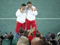 Надаль и Лопес - олимпийские чемпионы в парном разряде