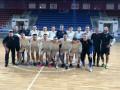 Украина крупно обыграла Албанию в квалификации Евро-2022 по футзалу