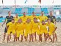 УАФ поддержала запрет сборной Украины по пляжному футболу ехать на ЧМ-2021