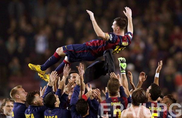 Барселона – победитель сезона 2015/16