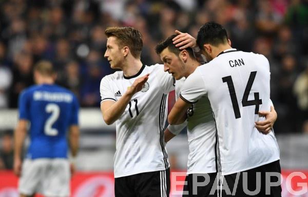 Немецкие футболисты узнали размеры премиальных на Евро