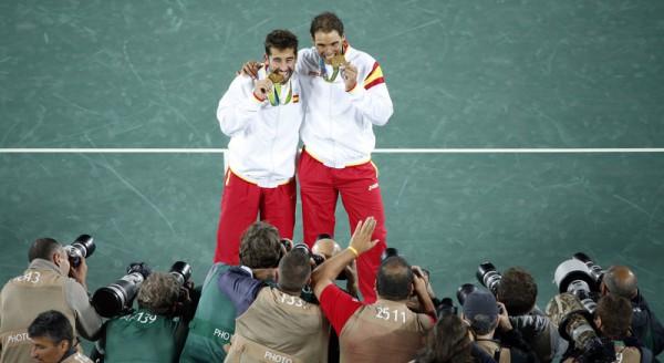 Надаль и Лопес завоевали золото Олимпиады