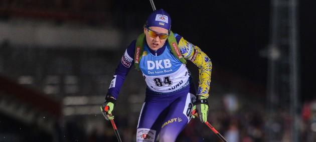Меркушина завоевала серебро в суперспринте на этапе Кубка IBU в Риднау