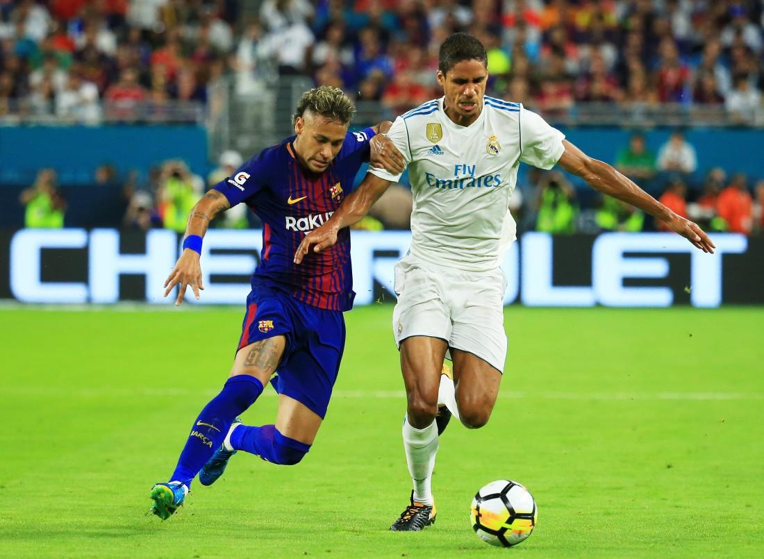 Барселона обыграла Реал