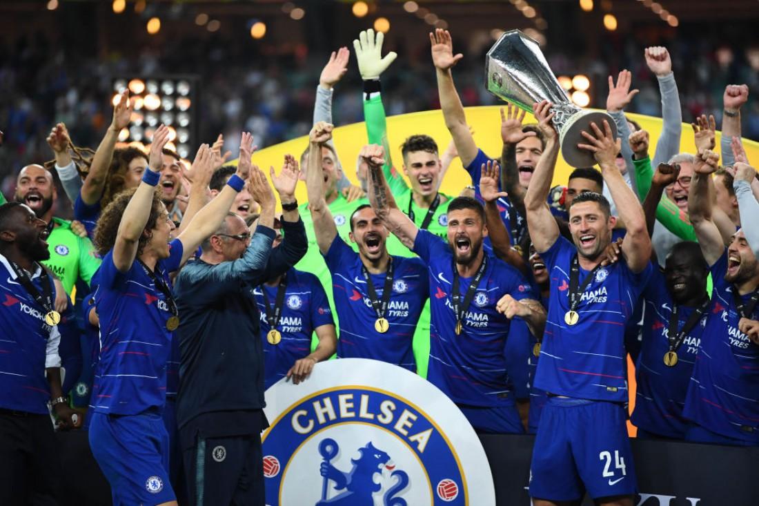 Челси - победитель Лиги Европы-2018/19