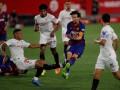 Барселона минимально обыграла Атлетик, выйдя на первое место в Ла Лиге