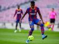 Барселона готова продать Морибу в РБ Лейпциг