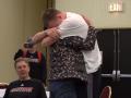 Трогательное видео встречи баскетболиста с мамой спустя 5 лет