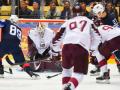 США – Латвия 3:2 ОТ видео шайб и обзор матча ЧМ-2018 по хоккею