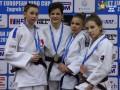 Украинские дзюдоисты завоевали 4 медали в Баку