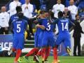 Товарищеские матчи: Франция победила Камерун, Швеция сыграла вничью со Словенией