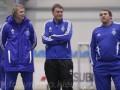 Хацкевич: Сегодня с Гусиным должны были играть в футбол
