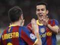 Барселона справилась с Панатинаикосом.