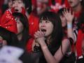Фотогалерея: Азиатские радости. Южная Корея прорывается в 1/8 финала