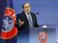 Платини получил поддержку Исполкома УЕФА и продолжит борьбу за пост главы ФИФА