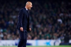 Игроки Реала готовы пойти за Зиданом даже на верную смерть