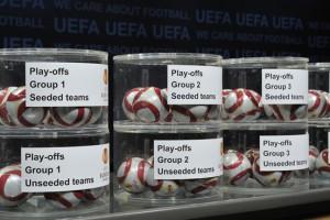 Сегодня состоится жеребьевка Лиги Европы