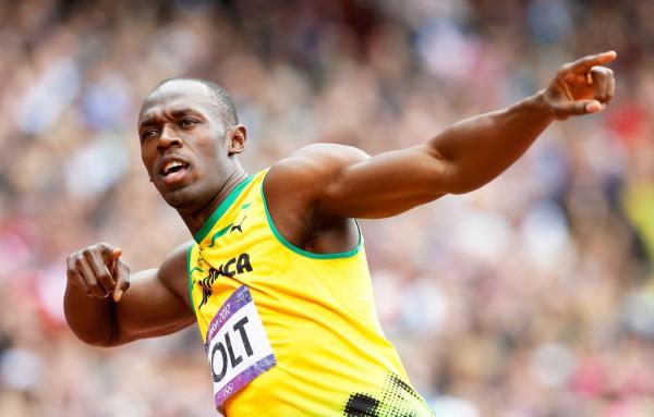 Болт не напрягаясь вышел в полуфинал забега на 200 метров