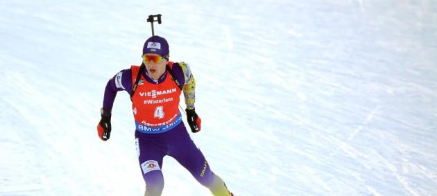Хохфильцен: Пидручный занял девятое место в спринте, Бе выиграл