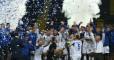 Яркие эмоции игроков Динамо в раздевалке после завоевания Кубка Украины
