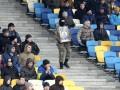 Фотогалерея: Как фанаты за сборную Украины на Олимпийском болели