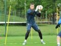 Лунин покинул расположение юношеской сборной Украины