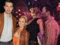 Владимир Кличко был замечен со своей экс-подружкой в Дубаи