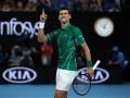Джокович в трех сетах обыграл Федерера в полуфинале Australian Open