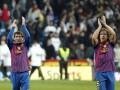 Фотогалерея: Пепу в подарок. Барселона обыгрывает Реал на его поле