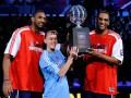 All Star-2011. Атланта побеждает в конкурсе снайперов