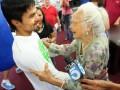 Пакьяо исполнил желание 90-летней женщины