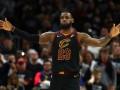 Данк ЛеБрона – лучший момент дня в НБА